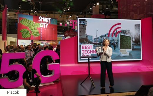 Deutche Telekom MWC 2019