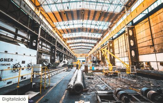 Felokosított gyárak