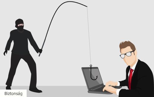 Kiberbiztonság: az e-mail az első számú veszélyforrás