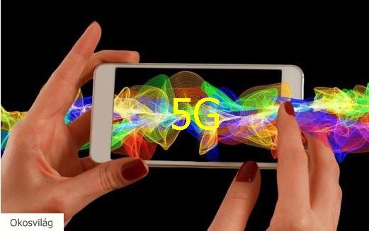5G-s okostelefon