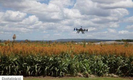 Az egyszerű gépesítés már kevés az agrárium fejlődéséhez