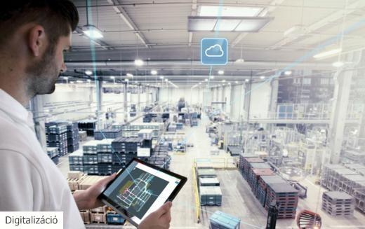 Bosch: eurómilliárdos üzlet az ipari digitalizáció