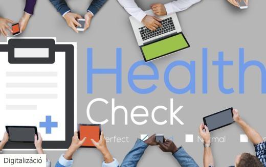 Egészségügy digitalizációja