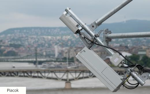 Csúcsra járnak a magyarországi 5G-tesztek