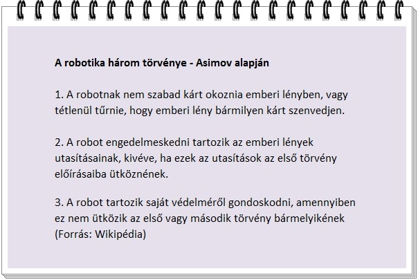 Robotika törvényei