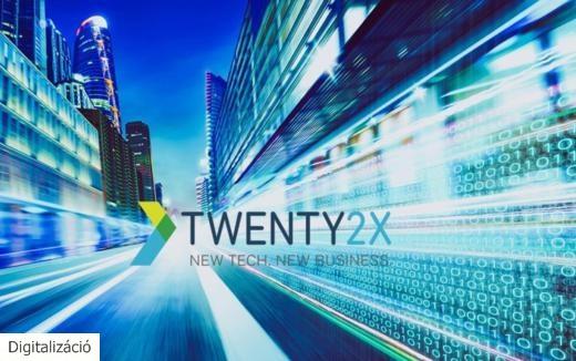 CeBIT után TWENTY2X – új digitális show Hannoverben