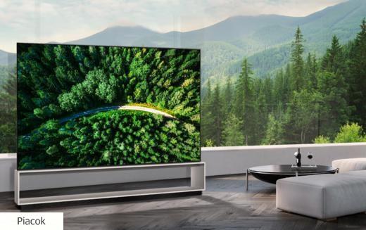 4K és 8K TV