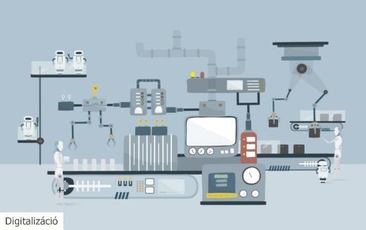 Platform, amin együtt futhat az Ipar 3.0 és a 4.0 átalakulás