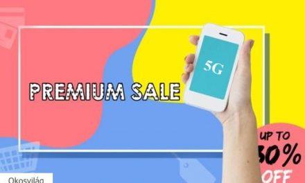 Az 5G-től és a hajtogatható kijelzőktől nőhet újra a mobil eszközök piaca