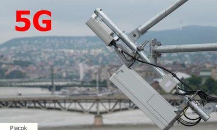 5G-s készülékkel már itthon is használható az új mobil technológia(frissítés)