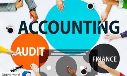 Digitalizálódó audit és adótanácsadás