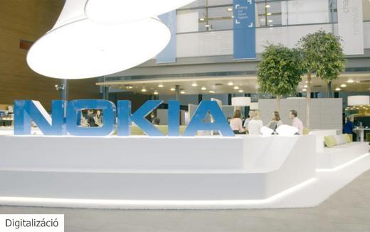 A Nokia IT szakértői központot is nyit nálunk