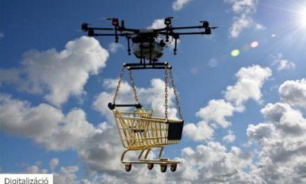 Csevegőrobotok és drónok (is) formálják a vásárlás jövőjét
