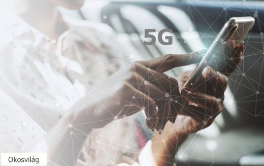 Tarol a Samsung az 5G-s okostelefon piacon