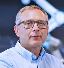 Jürgen von Hollen az Universal Robots elnöke