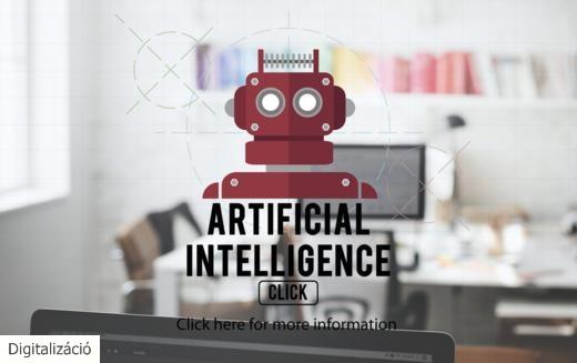 AI stratégia