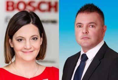Vezetőváltások a magyarországi Bosch csoportnál