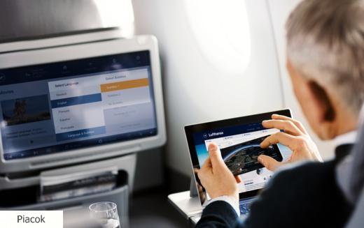 Ingyenes wifi a Lufthansa járatokon