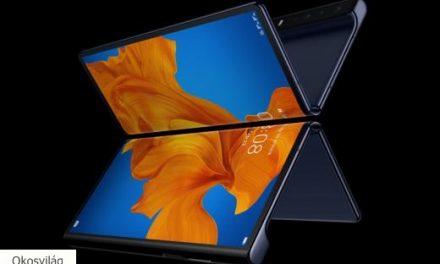 Még prémium feláras a hajtogathatóság – piacon a Huawei modell