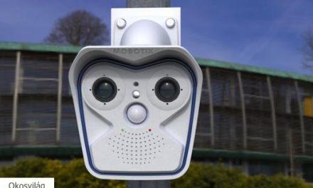 Hőkamerás IoT megoldás (nemcsak) járvány idejére