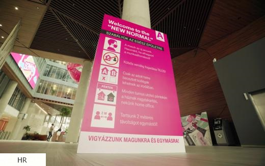 Megnégyszerezi a távmunka arányát a Telekom