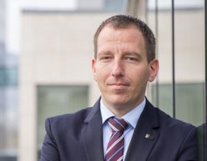 Szöllősi Tibor IT-üzemeltetési igazgató