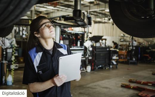 A válság a digitalizációs projektek felülvizsgálatára készteti a cégeket