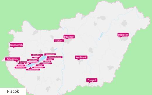 Újabb települések a Telekom gigabites 5G hálózatában