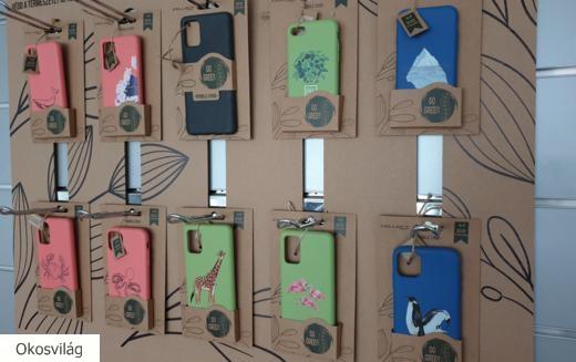 Zöldülnek és okosodnak a mobiltartozékok és –kiegészítők
