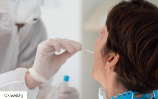 Itt a világ leggyorsabb koronavírus tesztje