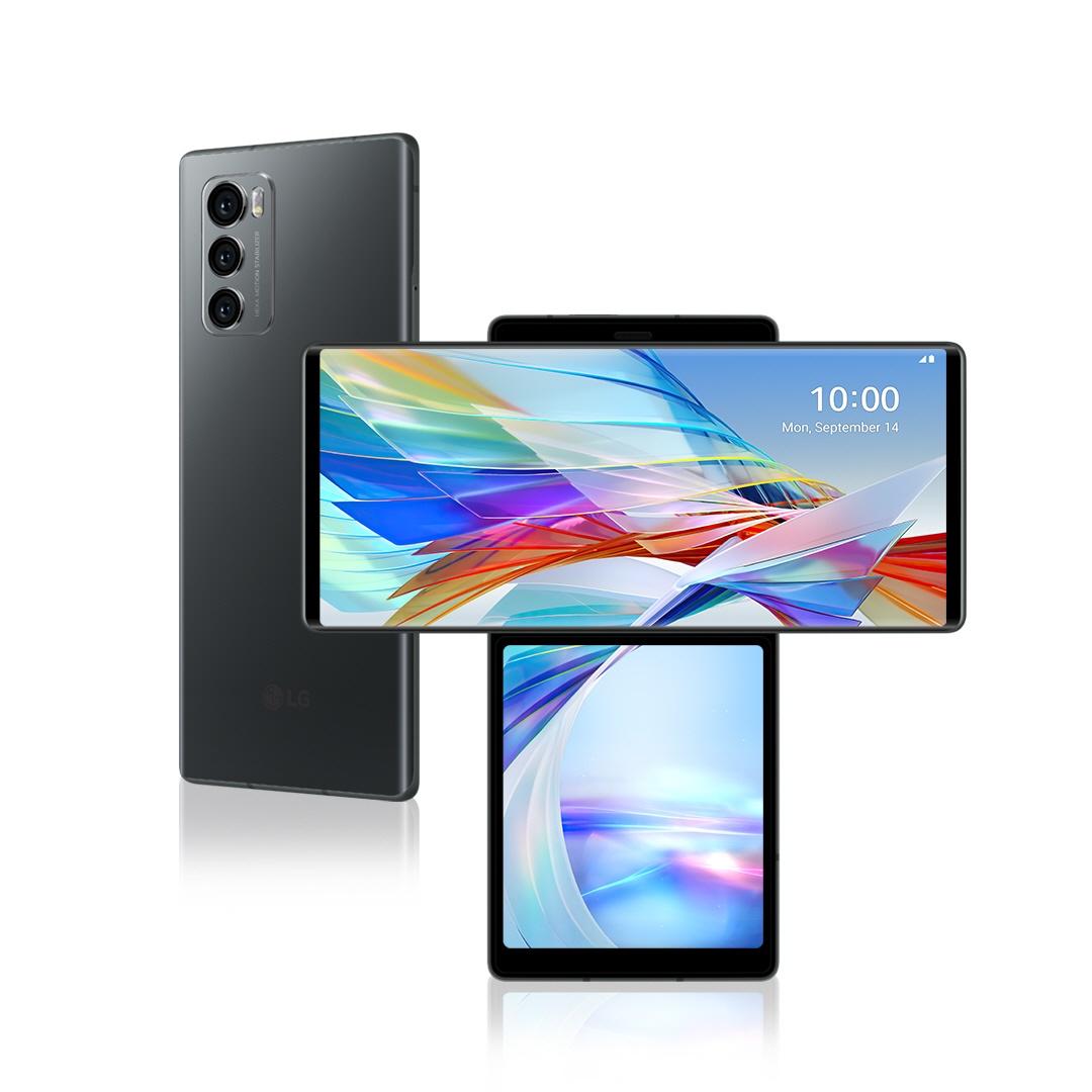 Forgatható LG telefon