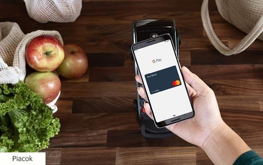 Mától nálunk is elérhető a Google Pay
