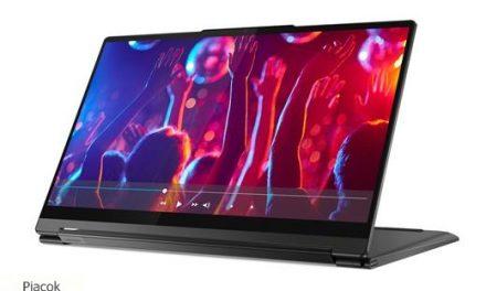"""Dizájnban és okos funkciókban gazdag laptop """"bőrkötésben"""""""