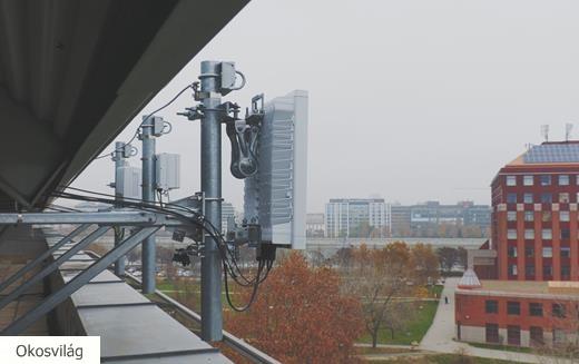 Újabb privát 5G-hálózat a BME-n – a Telekom és az Ericsson jóvoltából