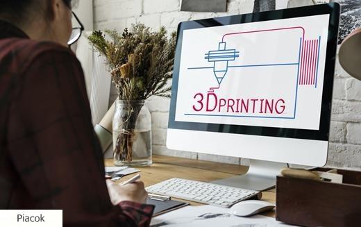 Kétszámjegyű növekedés előtt állnak a 3D-nyomtatású orvostechnikai eszközök
