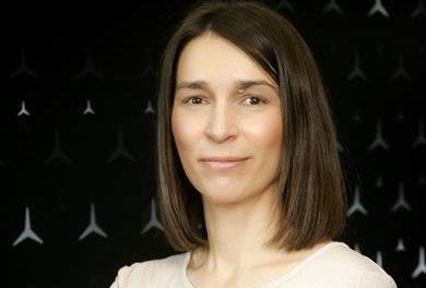 A távközlésből jön a Mercedes-Benz Hungária új PR menedzsere