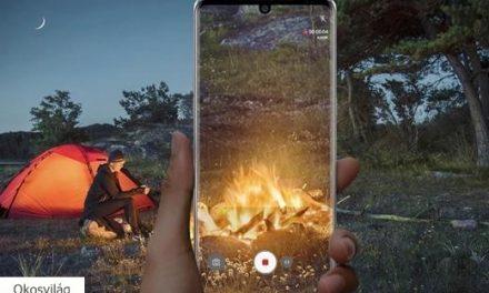Jön a feltekerhető okostelefon – avagy ilyen egy régi márka reneszánsza