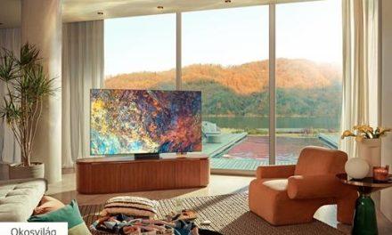 Napelemes távirányító és egyéb innovációk a Samsung idei TV kínálatában