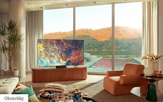 Samsung idei tv knálata
