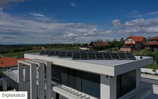 Mesterséges intelligenciával a napelemes tüzek kivédésére