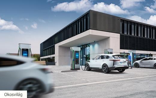 Egyidejűleg akár öt jármű is feltankolható a Siemens új e-töltőjéről