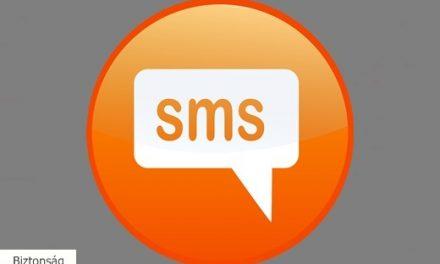 A csalók most sms-ekkel bombázzák a gyanútlan felhasználókat