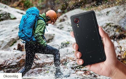 Állja a sarat is a Samsung legújabb munkatelefonja