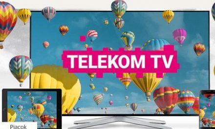 Android platformon újult meg a Telekom tévészolgáltatása