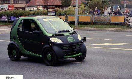 Privát 5G-hálózat is épül az autonóm járművek zalai tesztpályáján