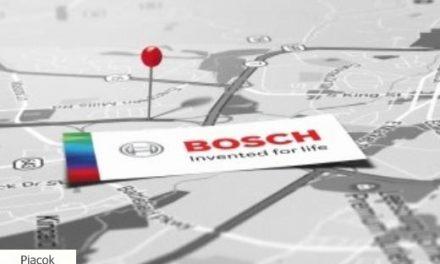 Magyarországon nyílik a Bosch régiós HR szolgáltatóközpontja