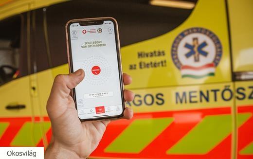 Videóhívással bővül nemsokára az ÉletMentő app
