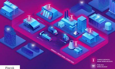 Már üzleti szolgáltatásként kínál privát mobilhálózatot a Telekom