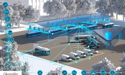 Speciális töltési rendszert igényelnek az e-buszok