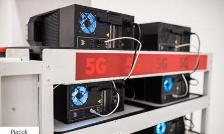 Élesre váltott a Foxconn komáromi privát 5G hálózata